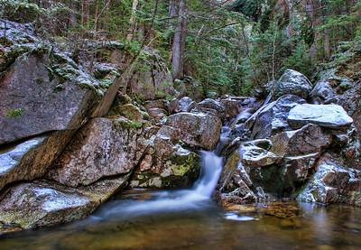 Crawford Path Falls