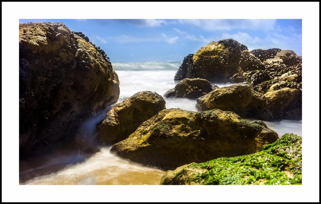 Malibu Beach; Malibu, Ca.