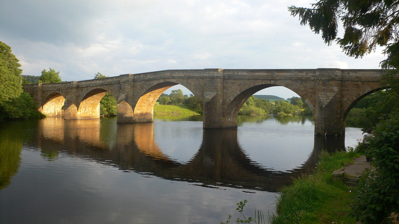 Chollerford, Northumbria