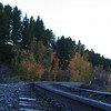 Frosty morning on the tracks<br /> Winter Park