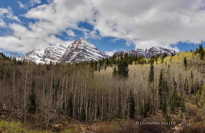 Maroon Bells - Colorado 2012