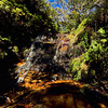 National Park, NSW, Australia - Wentworth Falls<br /> <br /> 7th July 2013<br /> Canon 6D + Canon EF 17-40mm f/4L USM, ISO 100, f/8, FL 17mm, 1/40 sec