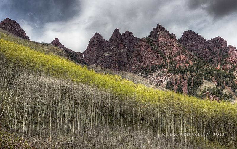 Seivers Mountains - Colorado