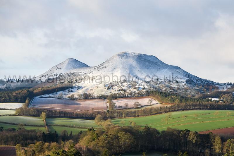 Eildon Hills, Scottish Borders