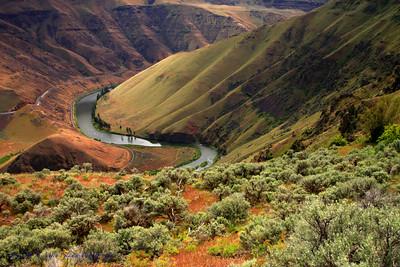 Yakima Rim Trail, Yakima, WA