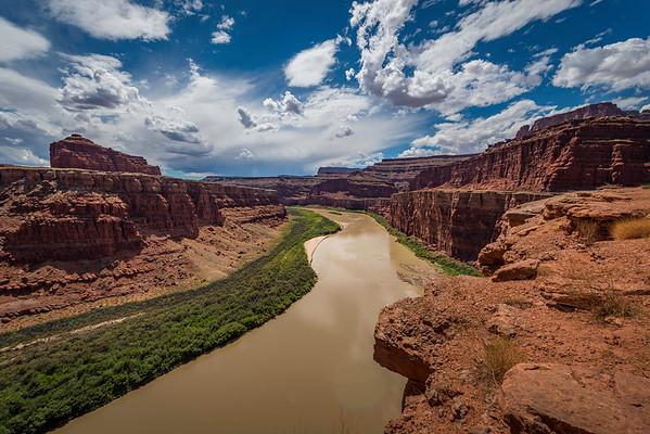 The Mighty Colorado River 2