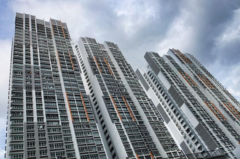 40 Storeys Housing Flats, Singapore