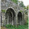 Disused Railway Viaduct. Jerrettspass