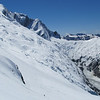 Rob Roy Glacier, Aspiring NP, New Zealand