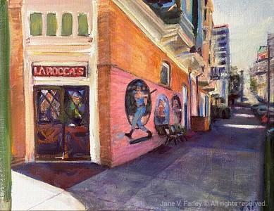 La Rocca's in SF