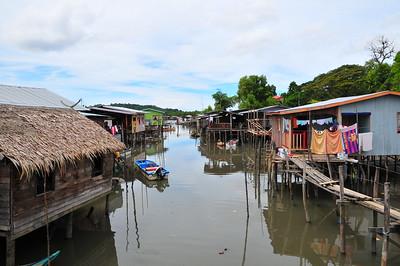 Village On Stilts, Kota Kinabalu, East Malaysia