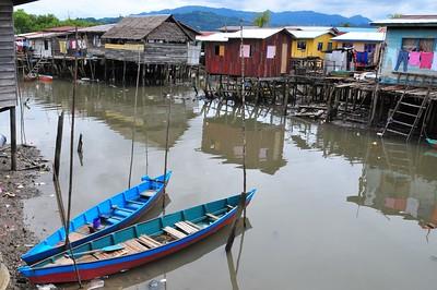 Tuaran Village, Sabah, E. Malaysia