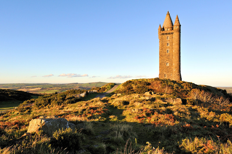 "Scrabo Tower, Newtownards <a href=""http://en.wikipedia.org/wiki/Scrabo_Tower"">http://en.wikipedia.org/wiki/Scrabo_Tower</a>"