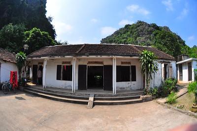 Ninh Binh home, Vietnam