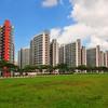HDB Estate, Buangkok, Singapore