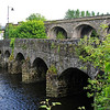 Road and rail bridges<br /> Randalstown<br /> County Antrim