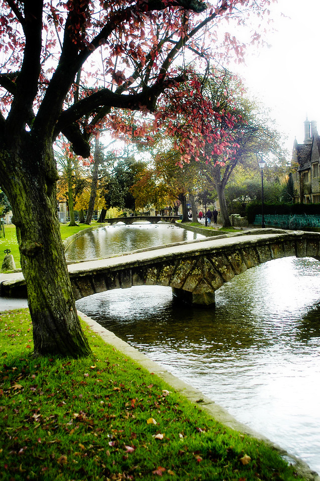 Bourton on the Water, England