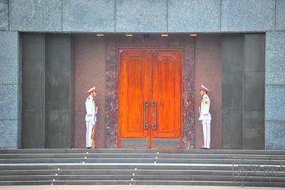 Ho Chi Minh Mausoleum, Hanoi, Vietnam