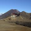 Mt Ngauruhoe and Mt Tongariro, Tongariro NP, New Zealand