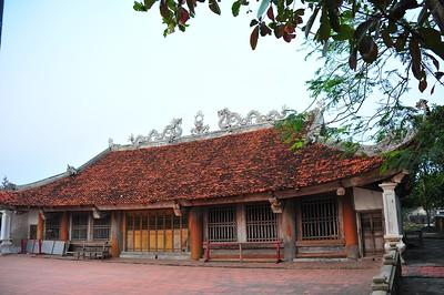 Century old temple, Quan Lan Island, Vietnam