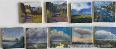 Mini Landscape Studies