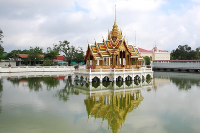 Summer Palace, Ayutthaya, Thailand