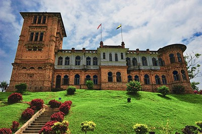 Kellie's Castle, Ipoh, Malaysia