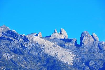 Mount Kinabalu Peak, Sabah, E. Malaysia