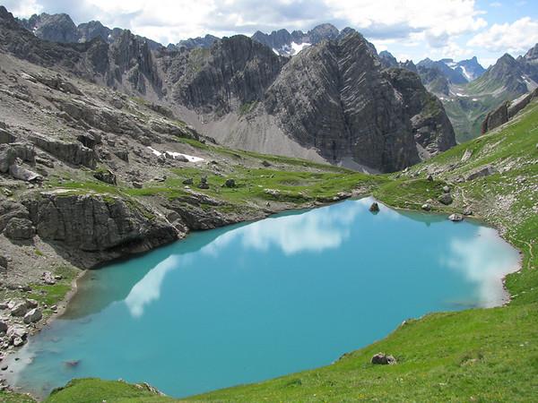 Gufelsee, Austria