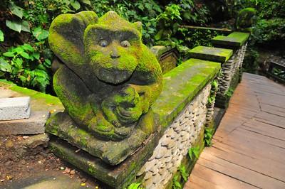 Stone Monkey, Bali, Indonesia