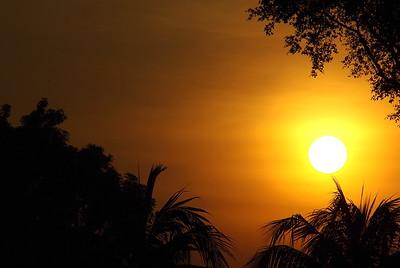 Sunrise, Chinese Garden, Singapore