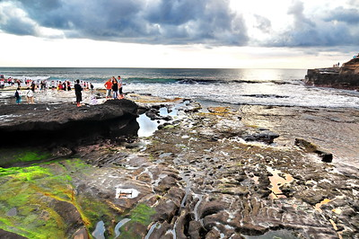 Sunset at Tanah Lot, Bali, Indonesia