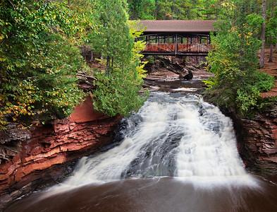 Amnicon Falls - Amnicon State Park, WI