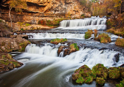 Willow River Falls - Willow River State Park Hudson Chamber select Level 3 pd