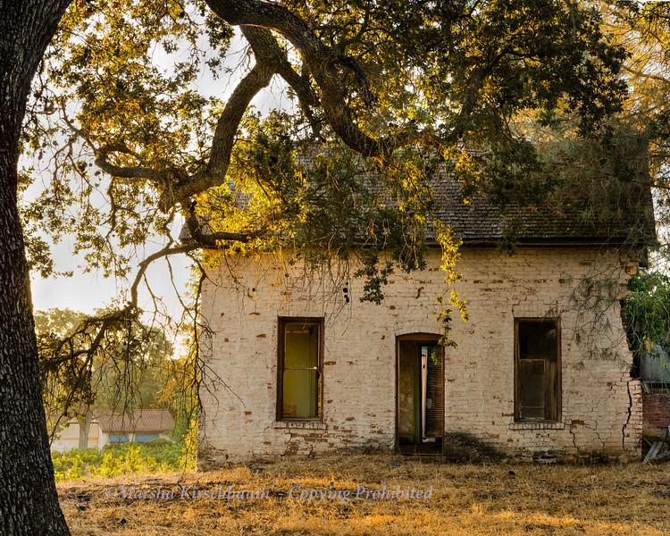 Old Wiebe Farm House