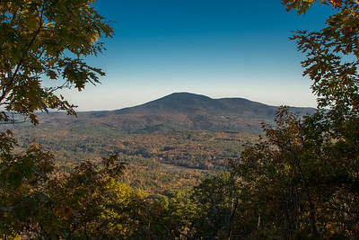 Mt. Kearsarge from Bog Mountain