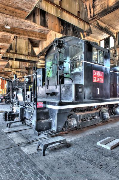 Georgia State Railroad Museum