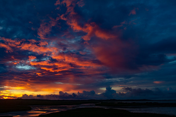 Tràigh Ear, Grenitote, North Uist, Outer Hebrides (De Ydre Hebrider)