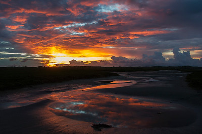 Sunset, Grenitote