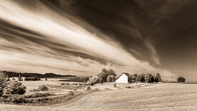 Farm near Balston Oregon