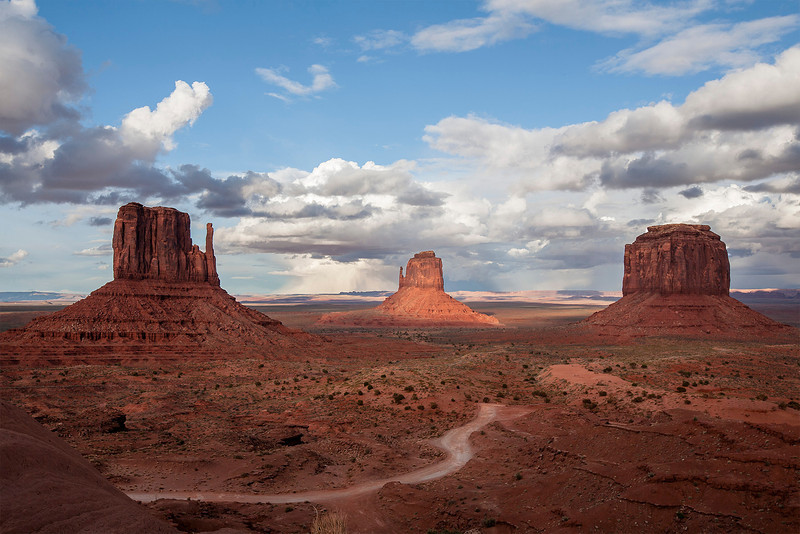 Monument Valley SunsetE