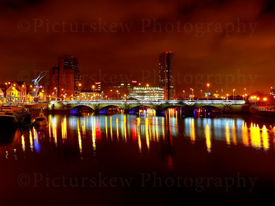 Queen Elizabeth Bridge, Belfast 6
