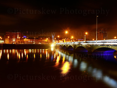 Queen Elizabeth Bridge, Belfast 3