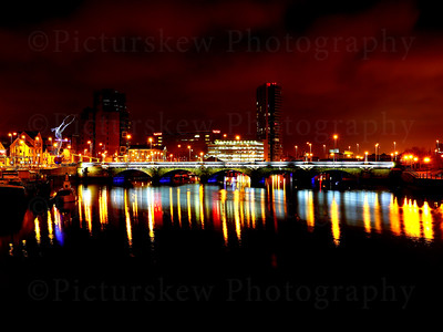 Queen Elizabeth Bridge, Belfast 4
