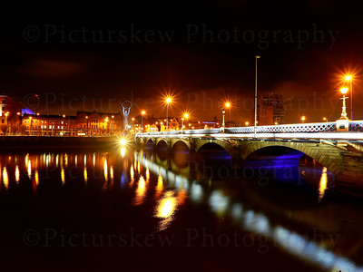 Queen Elizabeth Bridge, Belfast - 1