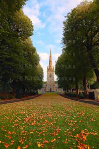 Hillsborough Parish Church Colour