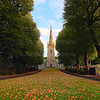 Hillsborough Parish Church Colour