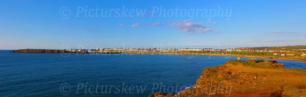 Panoramic Image Portrush