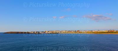Portrush Co Antrim Panoramic Image