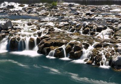 Idaho Falls, Snake river